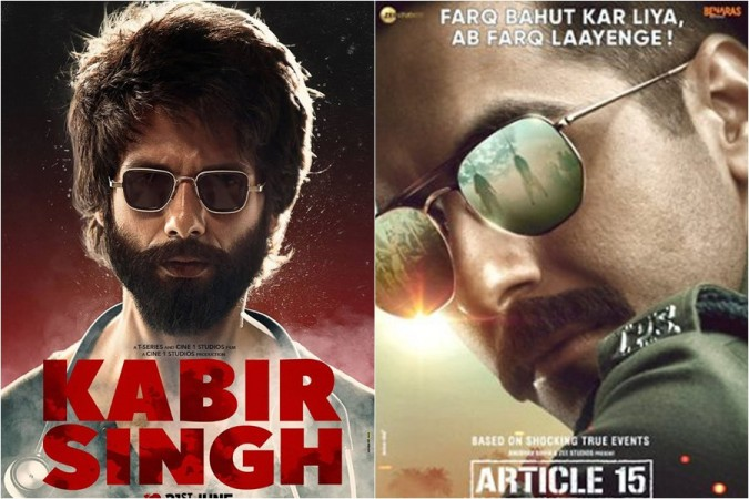 Kabir Singh and Article 15