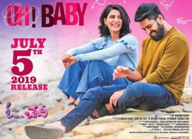 Samantha Akkineni and Naga Shaury in Oh Baby