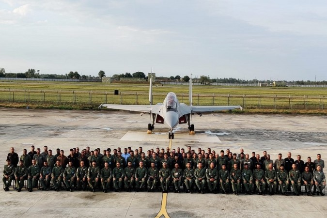 IAF to match skills of Sukhoi 30MKIs with French Air Force Rafales in France