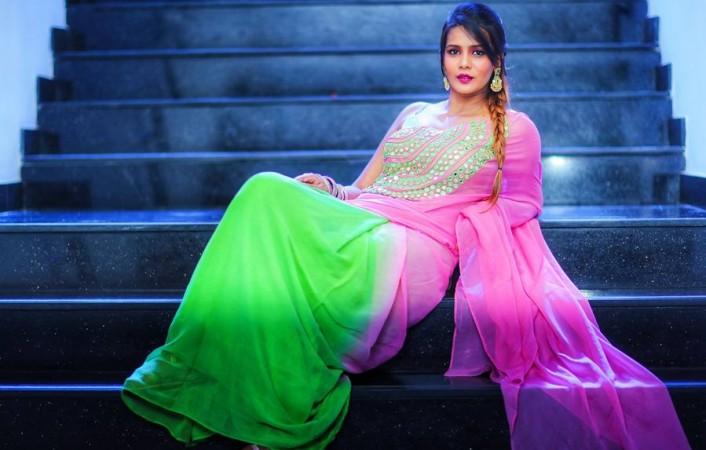 Meera Mithun Arrest