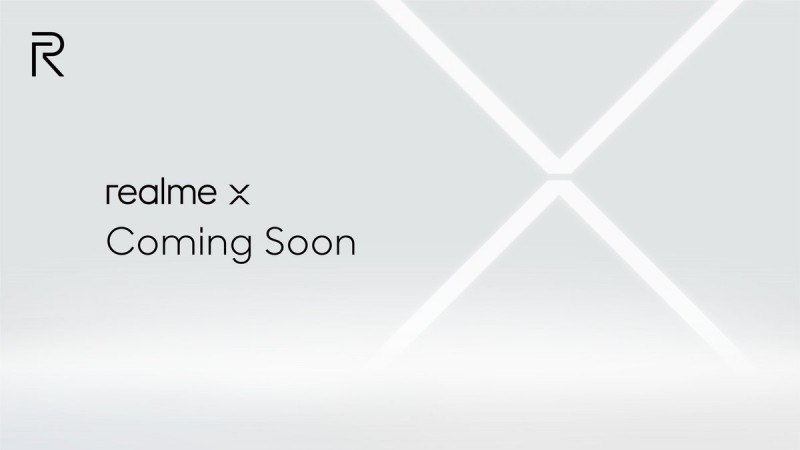 Realme X launch date confirmed