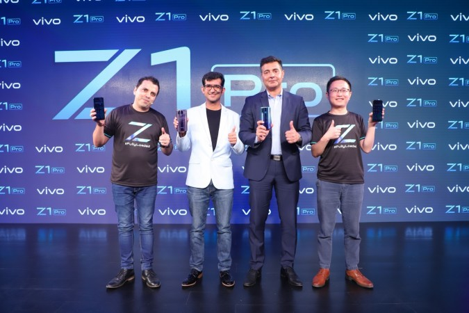 Vivo Z1 Pro launched in India