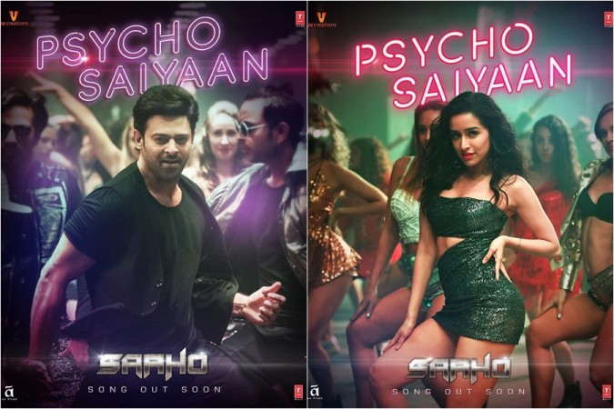 Prabhas and Shraddha Kapoor's dashing new look in the first Saaho song The Psycho Saiyaan
