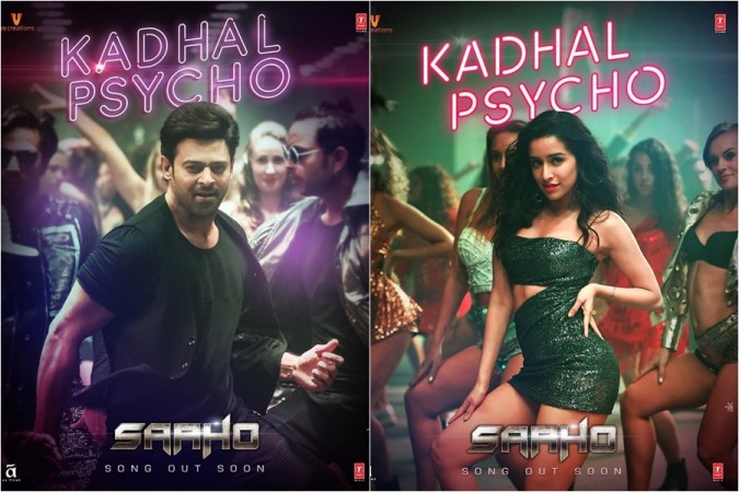 Prabhas and Shraddha Kapoor's dashing new look in the first Saaho song Kadal Psycho