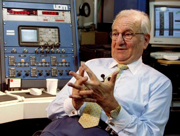 Lee Iacocca, management guru and author (1924-2019)