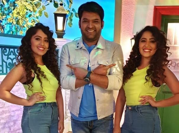 Chinky Minky on The Kapil Sharma Show