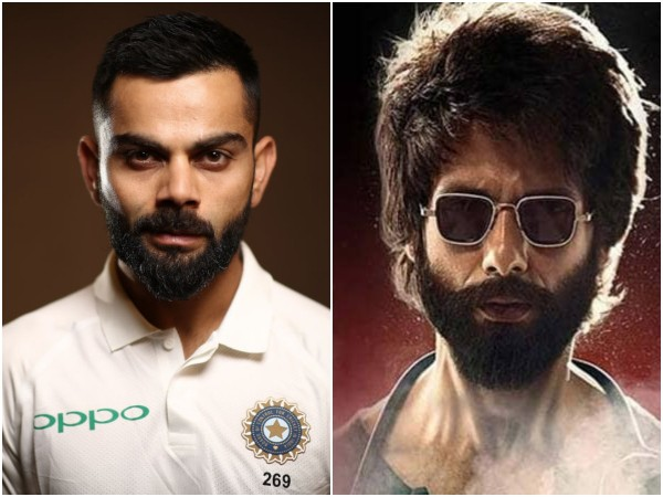 Fans want Shahid Kapoor to play Virat Kohli's biopic