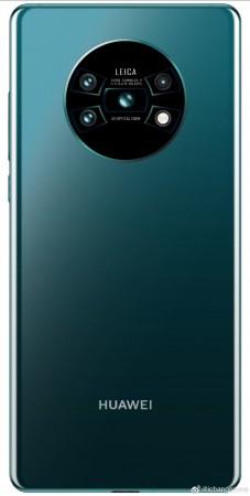 Huawei Mate 30 Pro render leaked
