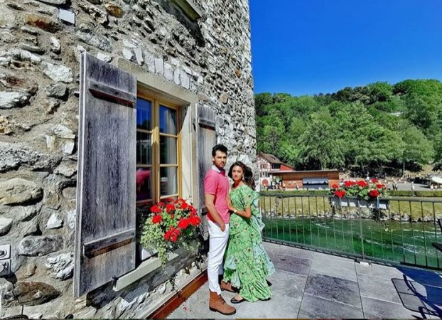 Kasautii Zindagii Kay 2 actors in Switzerland