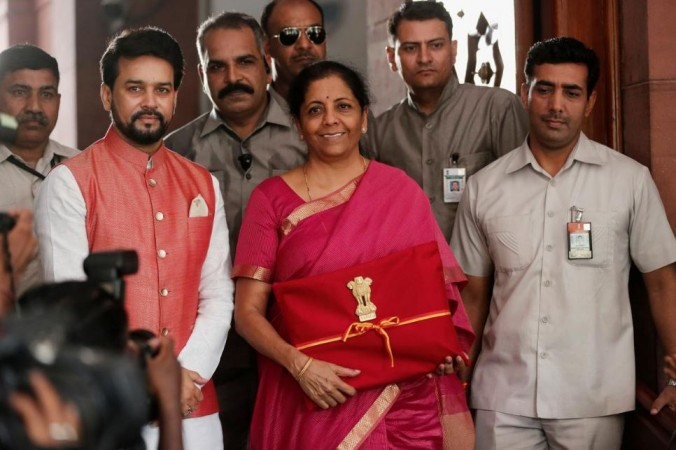 Nirmala Sitharaman - budget