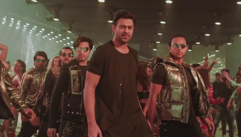 Prabhas' dance move Saaho