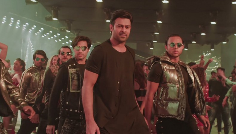 Prabhas' dance move Saaho