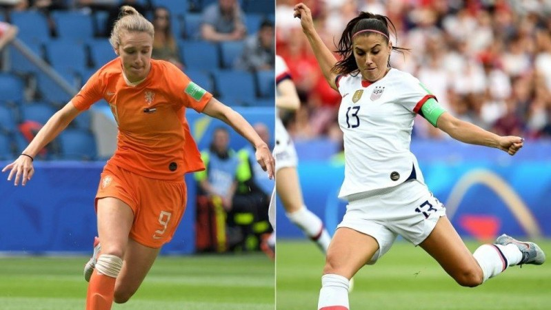 usa are the firm favourites to lift the coveted trophy but netherlands also look forward to win their maiden world title