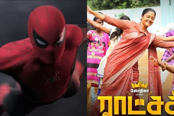 Spider-Man: Far From Home and Jyothika