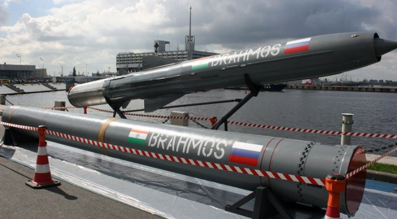 BrahMos supersonic cruise missiles achieve deep-dive capability