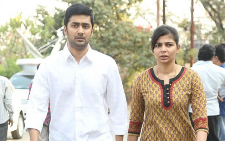 Singer Chinamyi Sripaada and husband Rahul Ravindran