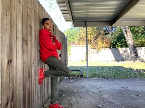 Rapper Tyrese Frank aka Inlarius Frank