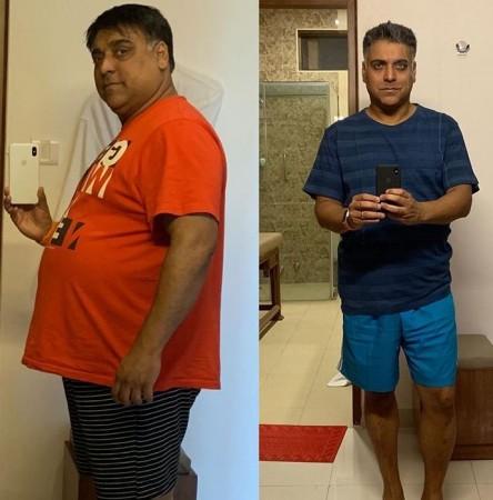 Ram Kapoor's shocking transformation