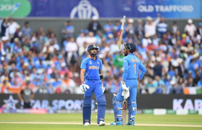 Virat Kohli India vs New Zealand