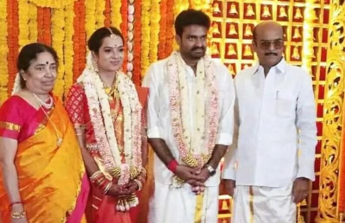 AL Vijay's Second Wedding