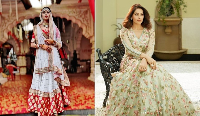 Erica Fernandes' bridal look suggested by Bipasha Basu