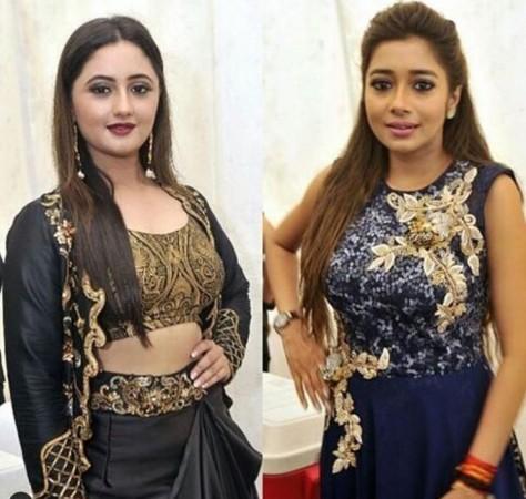 Uttaran jodi Rashami Desai and Tinaa Datta in Bigg Boss 13