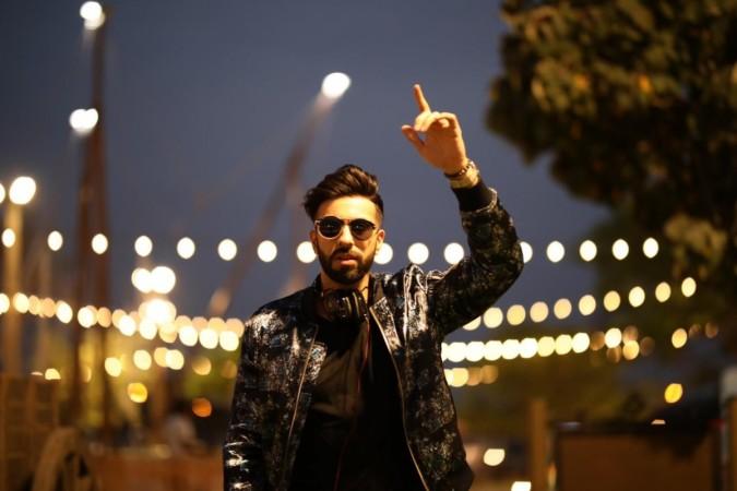 DJ Karan Bhatia
