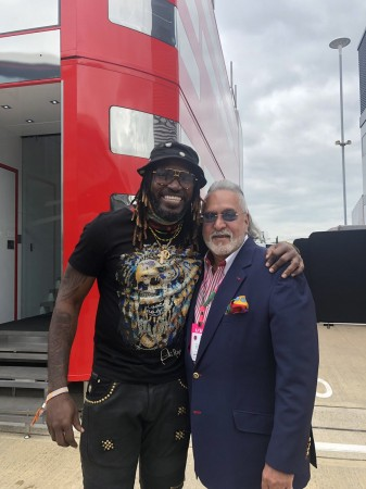Premier Auto Group >> Chris Gayle's posts picture with Vijay Mallya; Twitterati ...