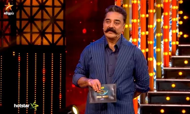 Kamal Haasan in Bigg Boss Tamil 3