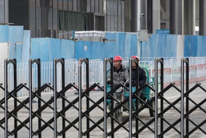 China economy slowdown