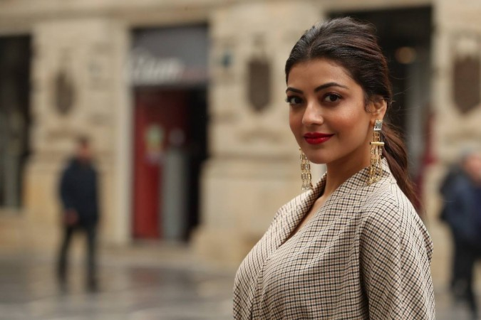 Kajal Aggarwal in Indian 2