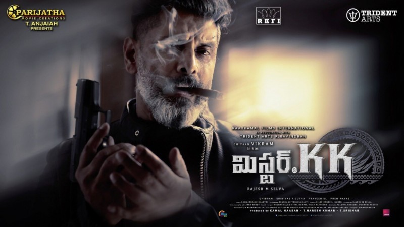 Chiyaan Vikram in Mr KK