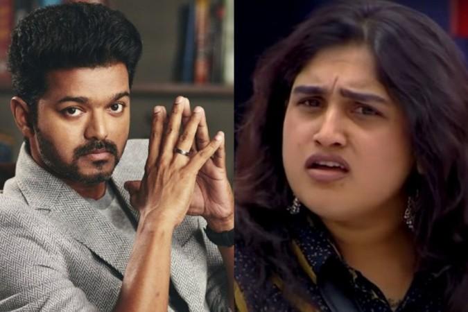 Vanitha Vijayakumar and Vijay