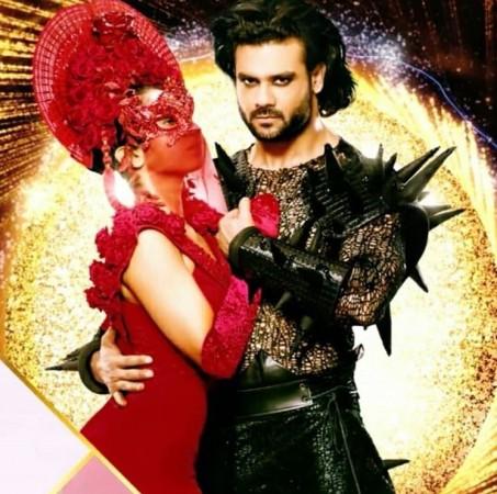 Nach Baliye 9 couple - Madhurima Tuli and Vishal Aditya Singh