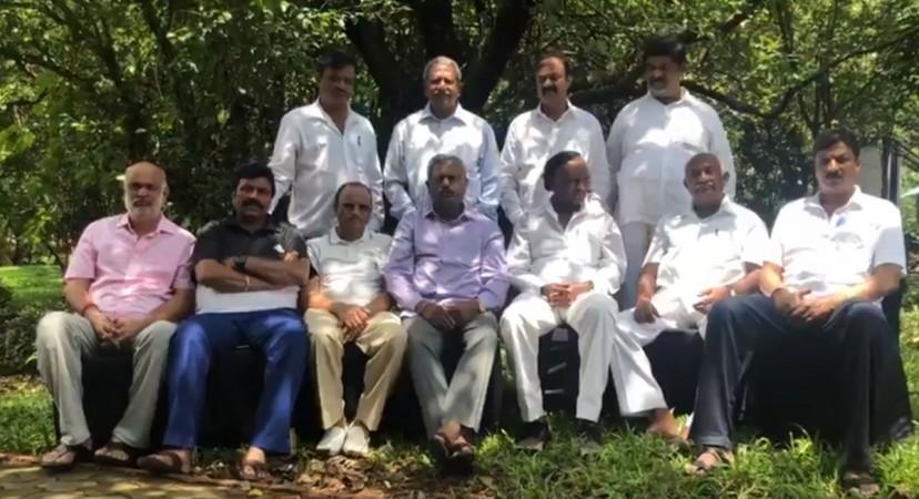 Karnatakas rebel MLAs