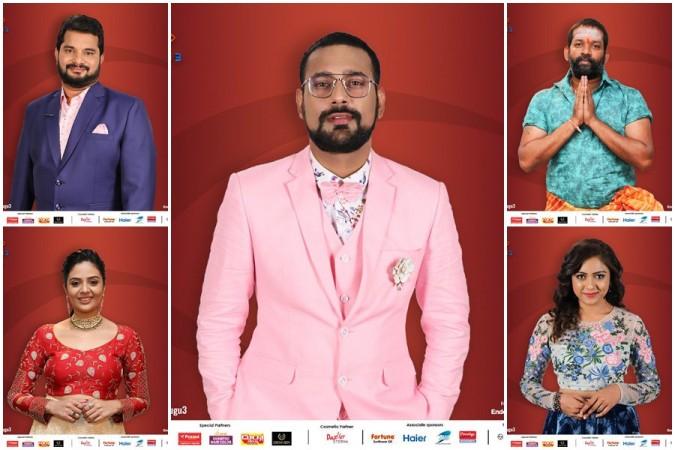 Bigg Boss Telugu 3 1st shocker: Varun, Vithika, Sreemukhi, Bhaskar