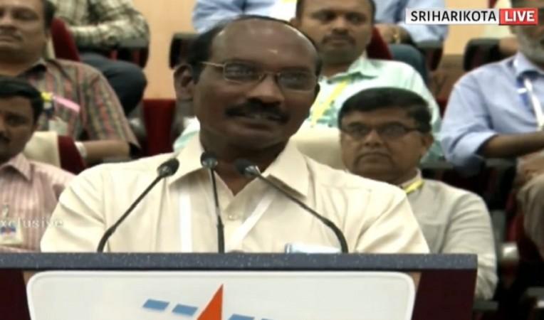 ISRO chairman  K SIVAN, Celebrates