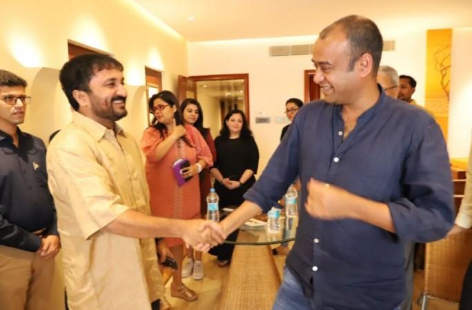 Anand Kumar and Madhu Mantena