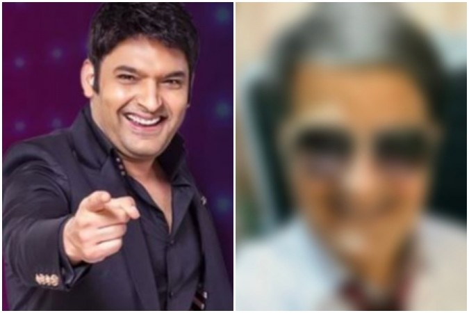 Pic: Have you seen Kapil Sharma's old-age look through