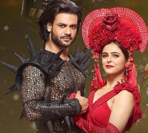 Nach Baliye 9 couple Madhurima Tuli and Vishal Aditya Singh