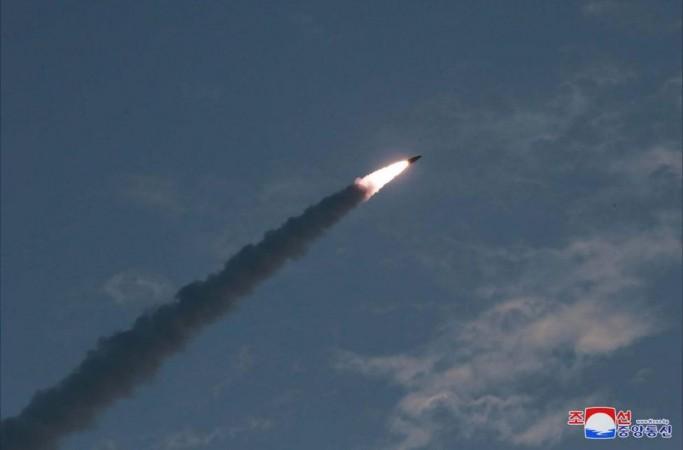missile launch-north korea