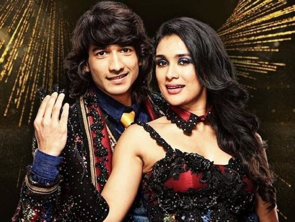 Nach Baliye 9 couple Shantanu Maheshwari and Nityaami Shirke