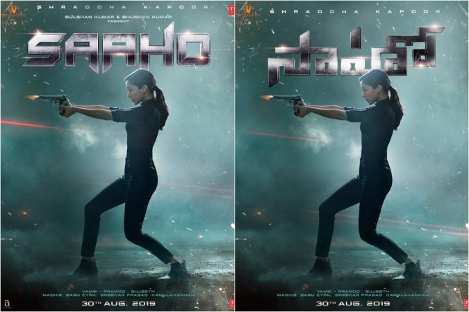 Shraddha Kapoor's action packed avatar in Saaho