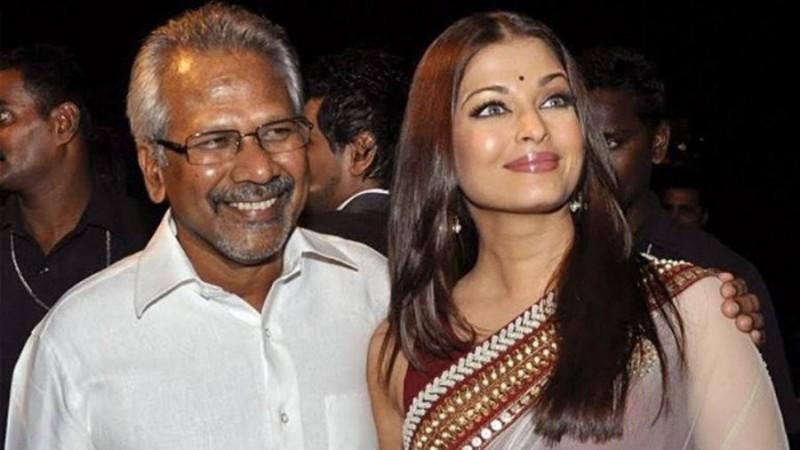 Mani Ratnam and Aishwarya Rai Bachchan