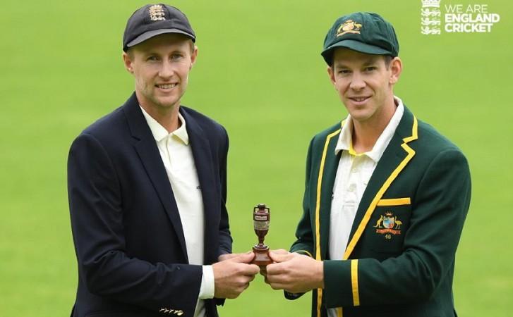 Ashes Test cricket England vs Australia