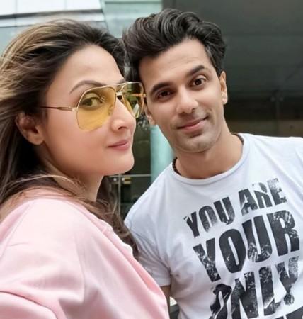 Urvashi Dholakia and Anuj Sachdev
