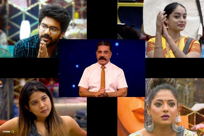 Bigg Boss Tamil 3 elimination: Not Kavin or Sakshi, this