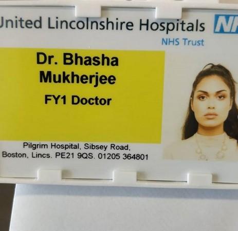 Dr Bhasha Mukherjee