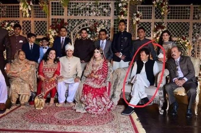 imran khan house wedding venue