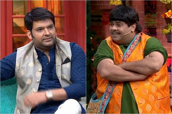 Kapil Sharma Show: Kiku Sharda accuses comedian of nepotism